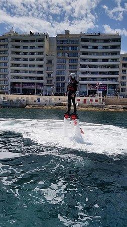 Flyboard Malta: flyboard