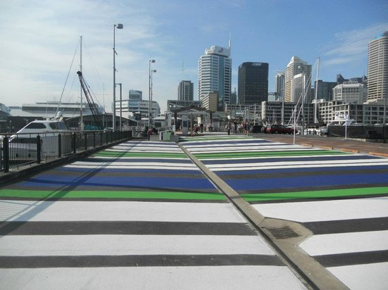 Viaduct Harbour : ...