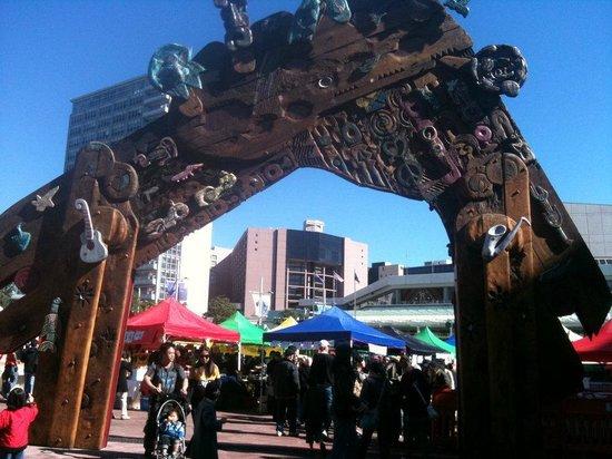 Silo Park: Markets here silopark.co.nz