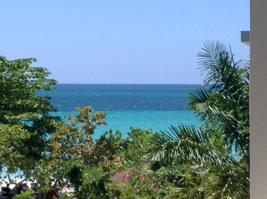Sandy Haven Resort: View from the balconty