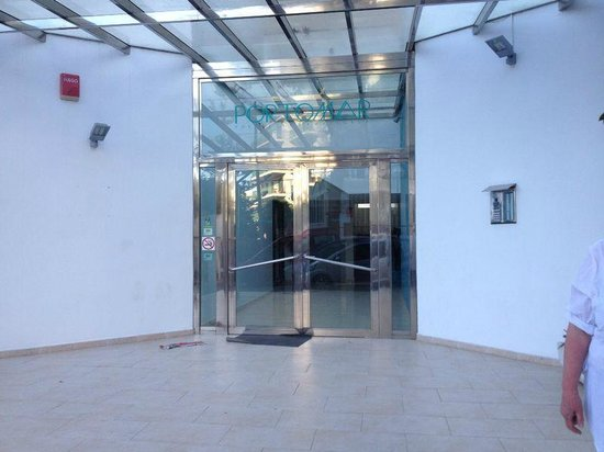 Pierre & Vacances Apartments Mallorca Portomar : Entrance