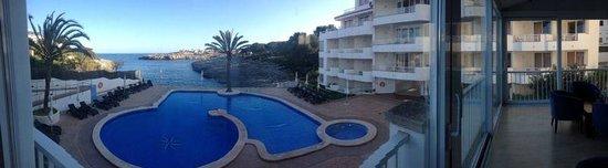 Pierre & Vacances Apartamentos Mallorca Portomar: Pool and apartments