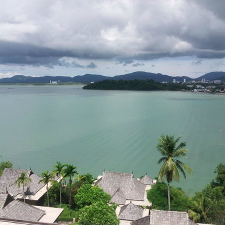 The Westin Siray Bay Resort & Spa Phuket: View from our room