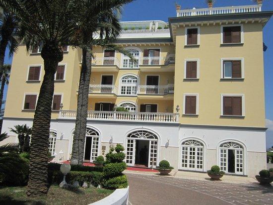 La Medusa Hotel & BoutiqueSpa : suggestivo e maestoso
