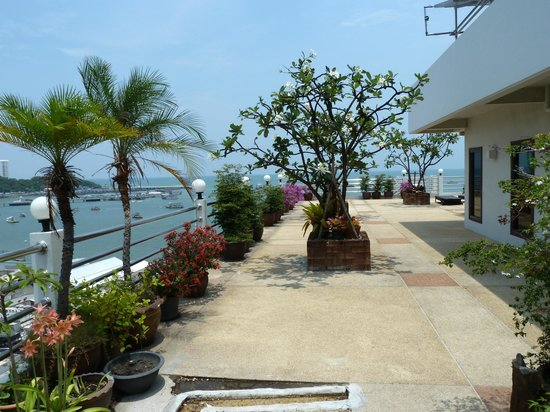 Grand Hotel Pattaya: Rooftop