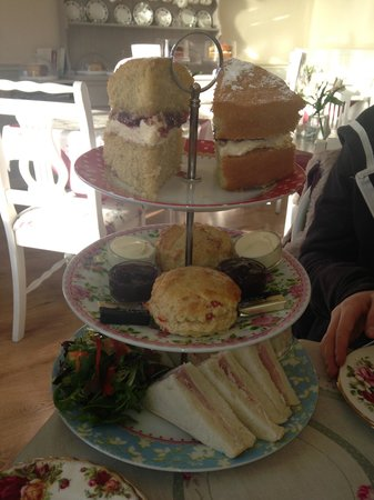 The Tea Station: Afternoon tea