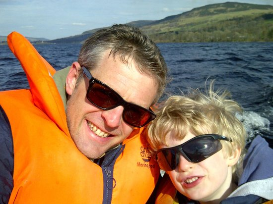 Mains of Taymouth Cottages: Loch Tay Boating
