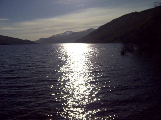 Mains of Taymouth Cottages: A short stroll from Mains