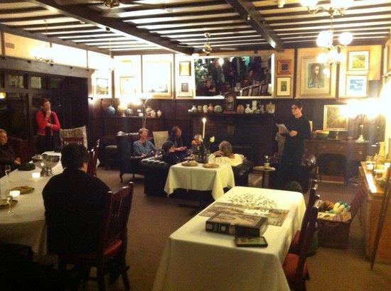 Chalet Restaurant: The chalet
