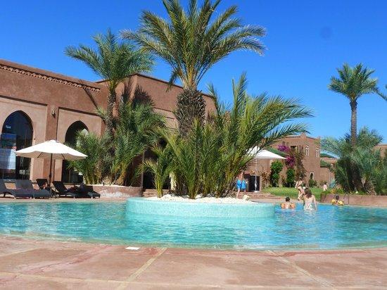 Residence Dar Lamia: piscine