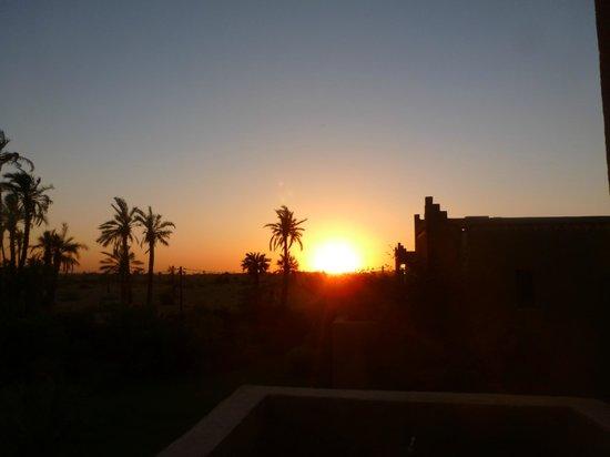 Residence Dar Lamia: vue a partie de la chambre
