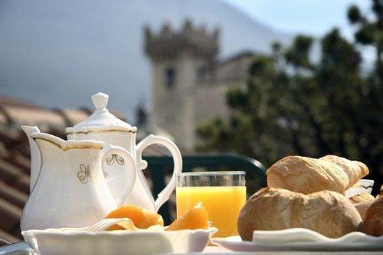 Hotel Accademia : Vista panoramica
