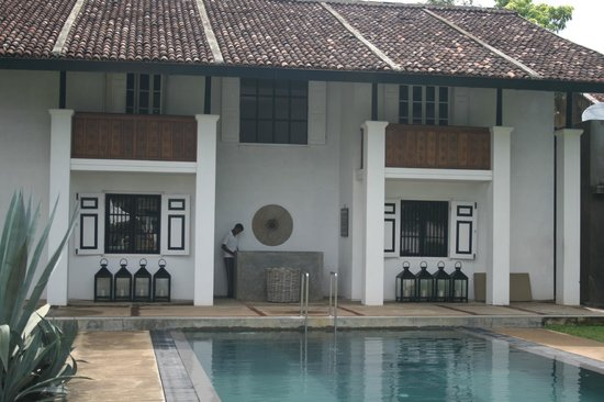 Paradise Road The Villa Bentota : pool house