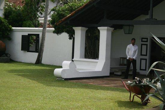 Paradise Road The Villa Bentota : good service