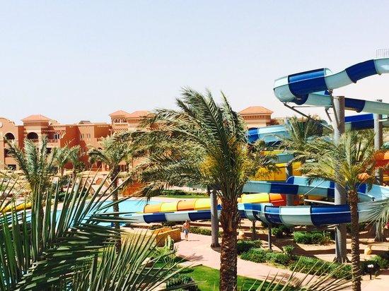 Charmillion Club Aqua Park: View from room
