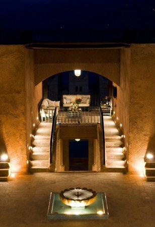 Widiane Suites & Spa : espace intérieur
