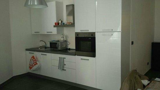 Turatisette - Art Residence : apt 708 cucina