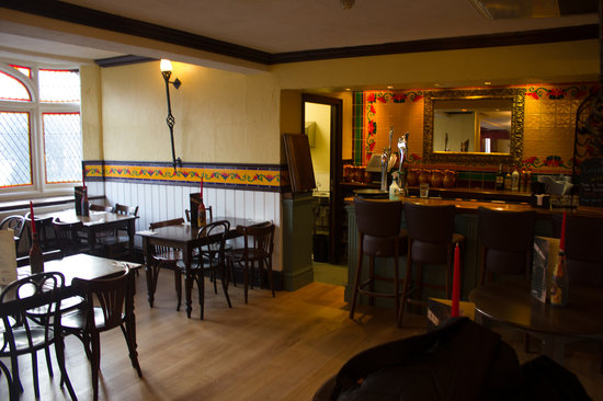 La Tasca - Norwich: new look
