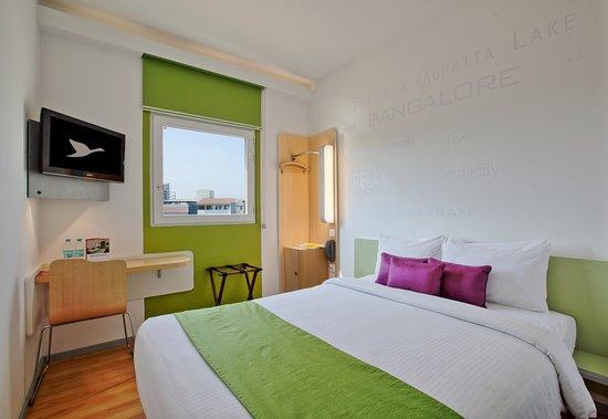 Hotel Formule1 Bengaluru Whitefield: Standard Room - Single or Double Occupancy