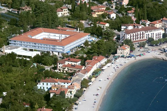 Moscenicka Draga, Kroatië: Remisens Family Hotel Marina All Inclusive Light