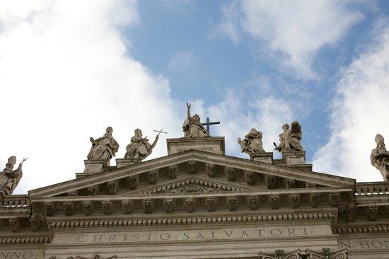Arcibasilica di San Giovanni in Laterano: ...
