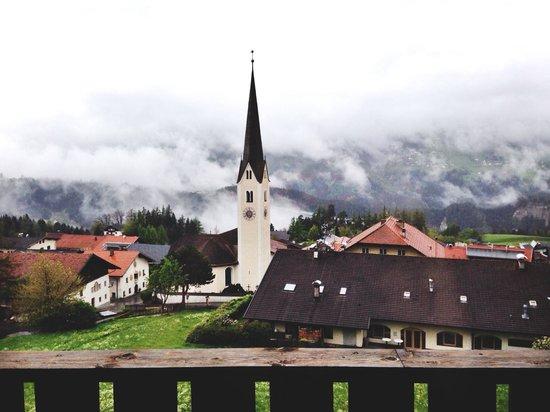 Bärenwirth - Hotel: Невероятный вид