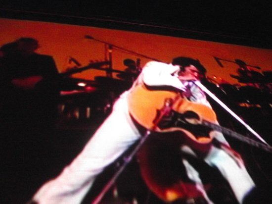 Sheffield City Hall: Elvis