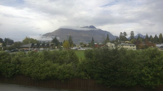 Bella Vista Queenstown: The view from our room