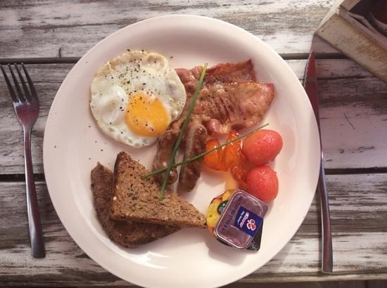 Flava Cafe & restaurant: Breakfast.Yum!