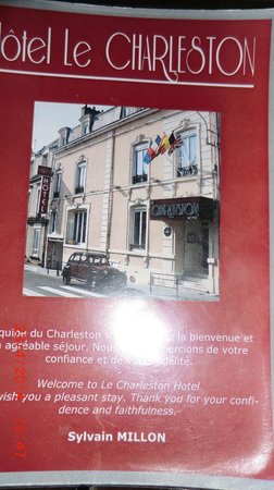 HOTEL LE CHARLESTON (Le Mans, France) - Reviews, Photos & Price ...