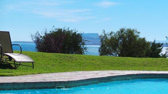 Qwantani Berg and Bush Resort : view from the pool