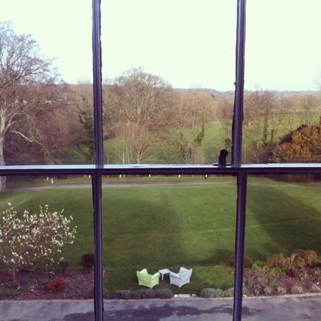 Hammet House : Room with a view