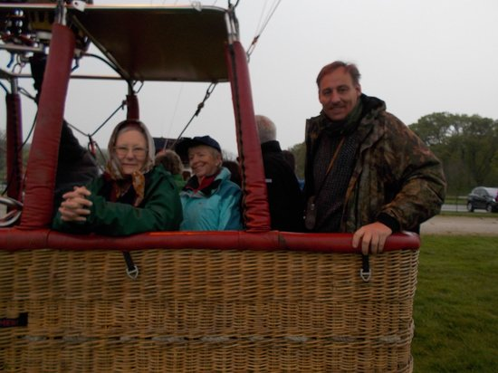 Virgin Balloon Flights: Moments to lift off!