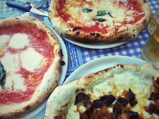 I Capatosta : La vera pizza napoletana!