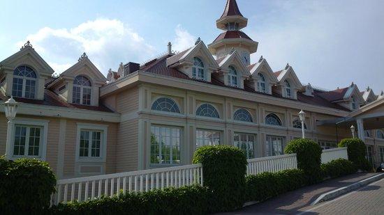 Gardaland Hotel : vue de devant