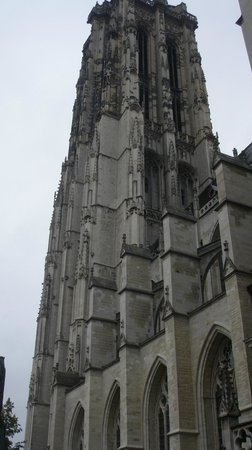 St. Rumbold's Cathedral : Sint-Romboutskathedraal