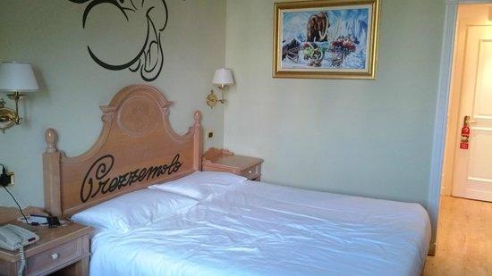 Gardaland Hotel : chambre