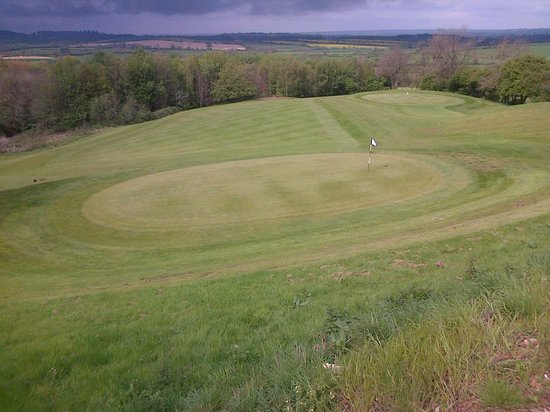 Hellidon Lakes Golf & Spa Hotel : View of grounds