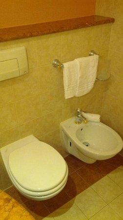 Gardaland Hotel : côté WC
