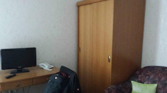 Hotel Restaurant Hilling: Zimmer - Ausstattung