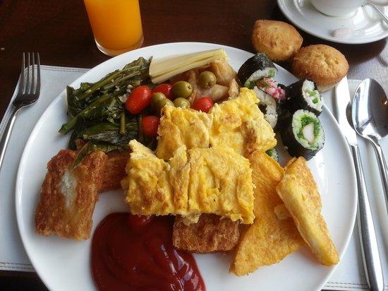 Dream Bangkok : Breakfast
