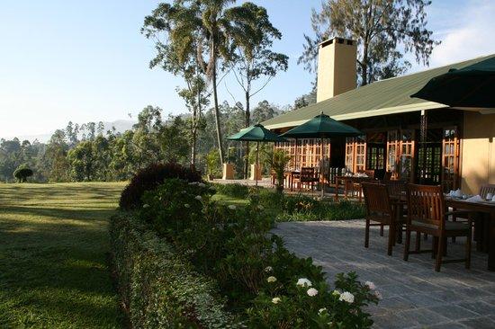Ceylon Tea Trails : Norwood dinning area