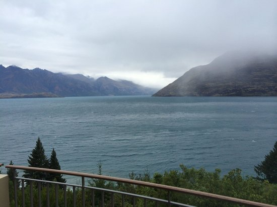Heritage Queenstown : View from our room