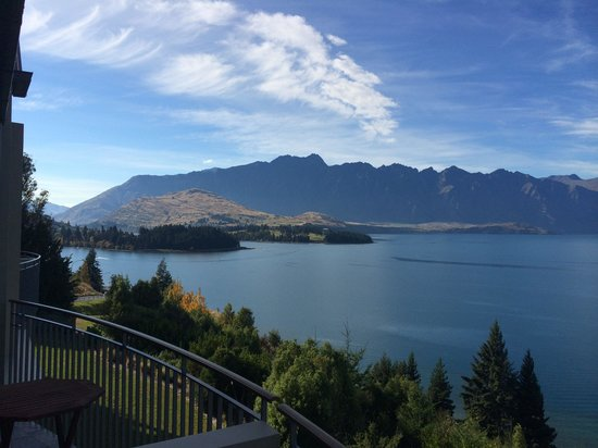 Heritage Queenstown: View from our room
