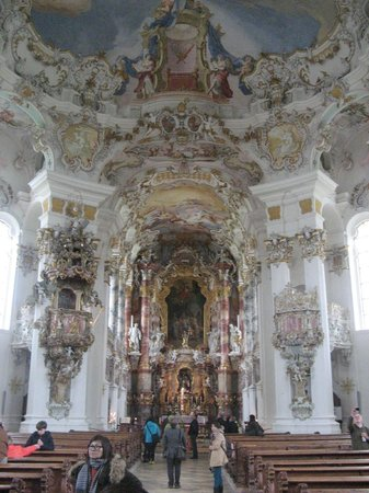 Pure Bavaria Tours: One of the beautiful churches