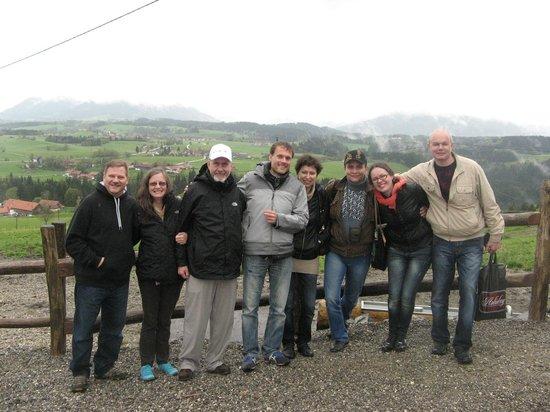 Pure Bavaria Tours: Our friendly company