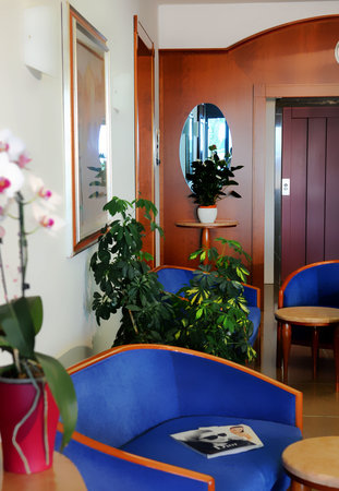 Hotel Delfino Caorle : Particolare Hall