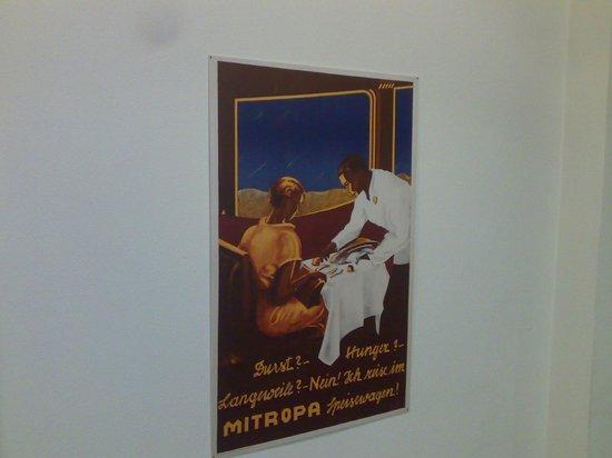 Deutsches Technikmuseum: MITROPA Sammlung