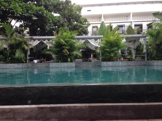 The Plantation - urban resort & spa : The pool