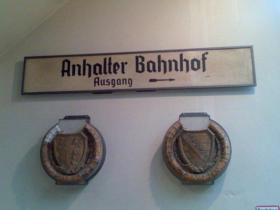Museum für Verkehr und Technik: Anhalter Bahnhof